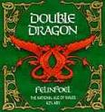 Double Dragon Beer - Felinfoel Brewery
