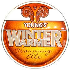 winter warmer label